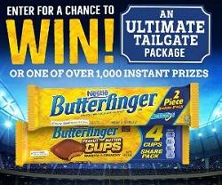 Butterfinger College Sweepstakes