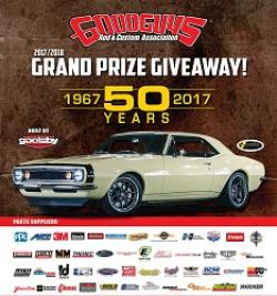 Goodguys Chevy Camaro Sweepstakes