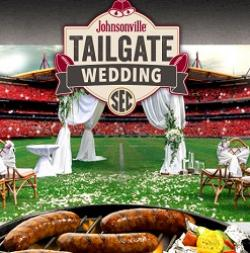 Johnsonville Tailgate Wedding Contest