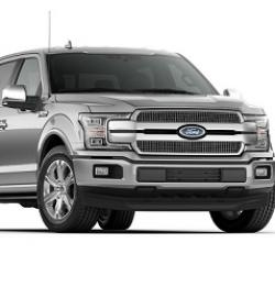 Ford F-150 Platinum Sweepstakes