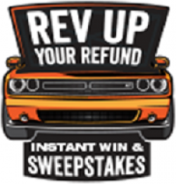 Rev Up Your Refund Sweepstakes