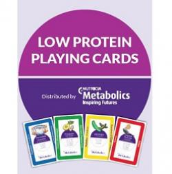 Free Low Protien Playing Cards