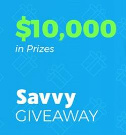 Savvy $10,000 Prelaunch Giveaway
