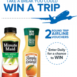 Take a Break and Win a Trip Sweeps
