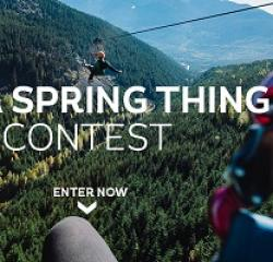 Whistler Spring Thing Sweepstakes