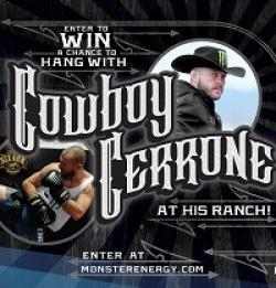 Cowboy Cerrone Fitness Ranch Sweeps