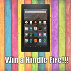 Kindle Fire 8 Giveaway