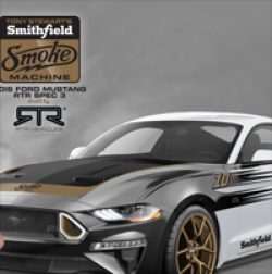 Smoke Machine Sweepstakes