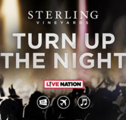 Turn Up The Night Sweepstakes