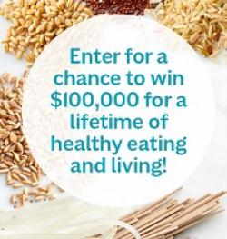 Healthy Lifesytyle Sweepstakes