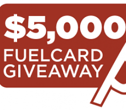 LazyDays RV $5,000 Fuel Card Giveaway