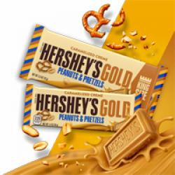 Hershey Gold Rush Game