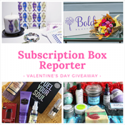Subscription Box Sweepstakes