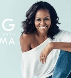 Michelle Obama Flyaway Sweepstakes