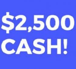 Cash for Retirement Sweepstakes