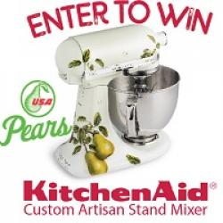 Mix it Up With Pears Sweepstakes