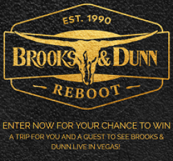 Brooks & Dunn 4th of July Sweepstakes