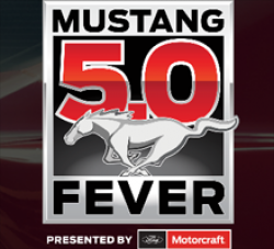 Motorcraft Mustang Fever Sweepstakes