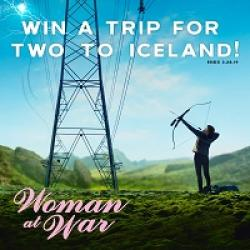 Woman at War Sweepstakes