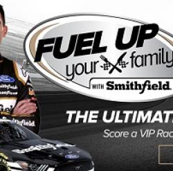 Fuel Up Your Family Sweepstakes