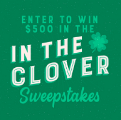 In The Clover Sweepstakes