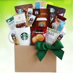 Starbucks Coffee & Chocolate Sweeps