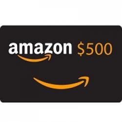 Kudosz $500 Amazon Giveaway