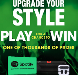 Upgrade Your Style Sweepstakes