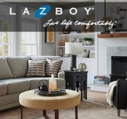 $500 La-Z-Boy Sweepstakes