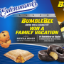 Win a Little Bites Bumble-Bee Sweepstakes in online sweepstakes