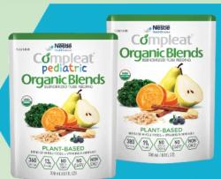 Compleat Organic Blends Sample