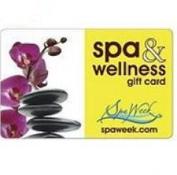 Spa Week Wellness Sweepstakes