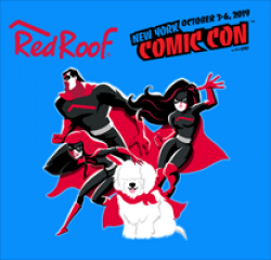 Red Roof Inn Comic-Con Sweepstakes