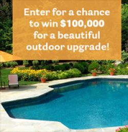 Landscape Makeover Sweepstakes