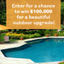 Win a Landscape Makeover Sweepstakes in online sweepstakes
