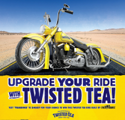 Upgrade Your Ride Sweepstakes