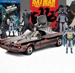 Batman Through the Ages Sweepstakes