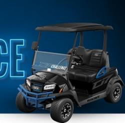 Golf Cart Sweepstakes