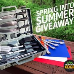 Spring Into Summer Giveaway