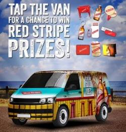 Red Stripe Shoreline Sweepstakes