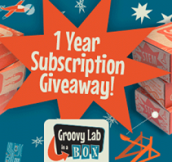 Groovy Lab in a Box Sweepstakes