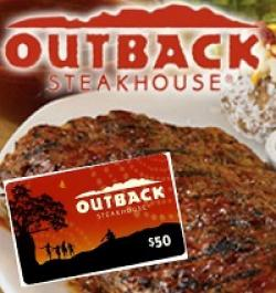 Outback Steakhouse Sweepstakes