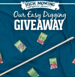 Easy Digging Giveaway