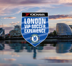 Chelsea FC London Experience Sweeps