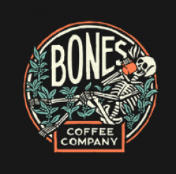 Bones Coffee for a Year Sweepstakes
