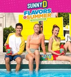 SunnyD Flavors of Summer Sweepstakes