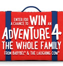 Family Adventure Sweepstakes