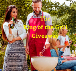 King of the Grill Giveaway
