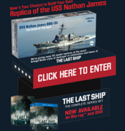 TNT The Last Ship Giveaway
