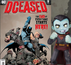 DC Comics DCeased Sweepstakes